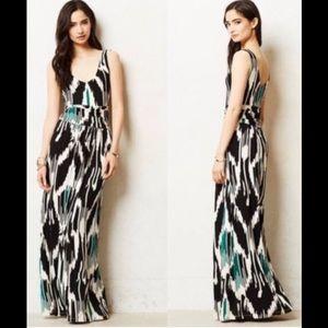 Vanessa Virginia maxi dress XS